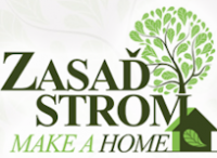 Zasaď strom make a home